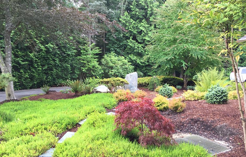 Northwest Japanese Garden After
